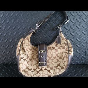 Coach purse excellent used condition